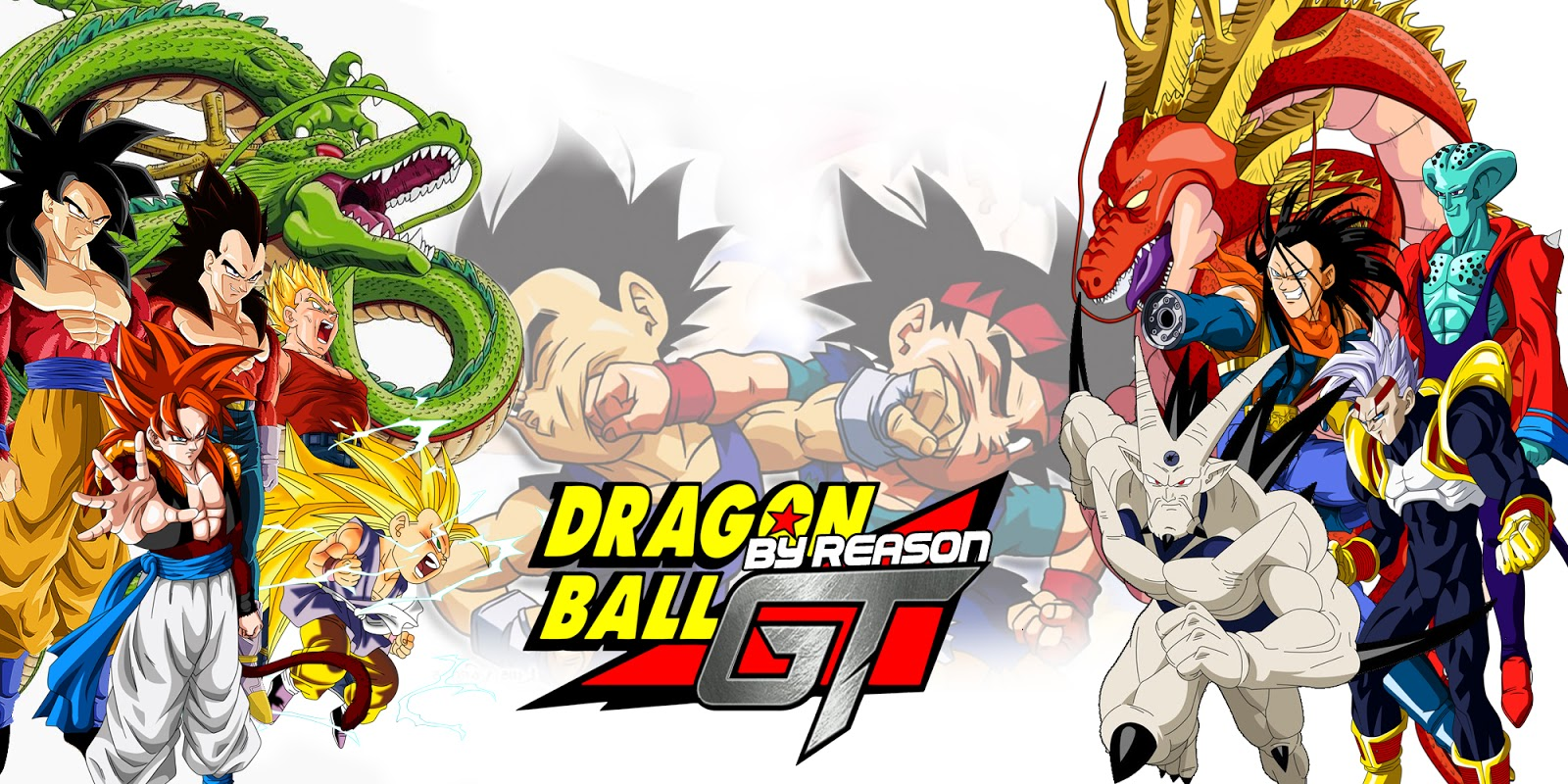 Dragon Ball Gt Dragon Ball Anime Manga